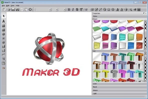 3d logo design software free download with crack